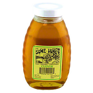 SOME HONEY Some Honey Clover Blossom Honey,16 OZ