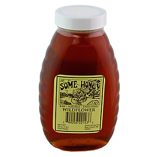 SOME HONEY Some Honey Wildflower Blossom Honey,16 OZ