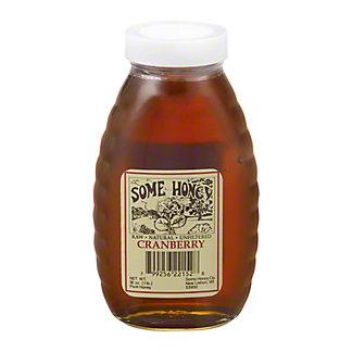 SOME HONEY Some Honey Cranberry Blossom Honey, 16 OZ