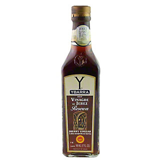 Ybarra Spanish Sherry Vinegar, 17 OZ