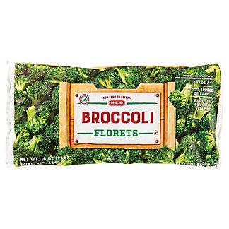 H-E-B H-E-B Broccoli Florets,16 oz