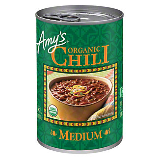 Amy's Organic Medium Chili, 14.7 oz
