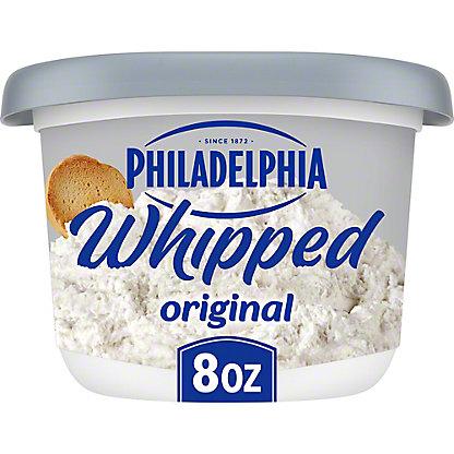 Kraft Philadelphia Whipped Cream Cheese Spread, 8 oz