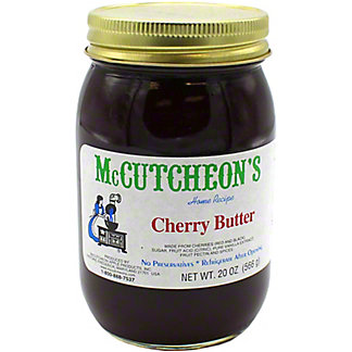 McCutcheon's Cherry Butter, 20 oz