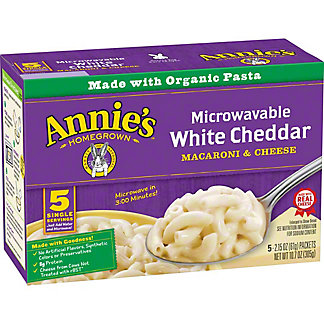 Annie's Homegrown Microwavable Mac and Cheese, 10.7 oz