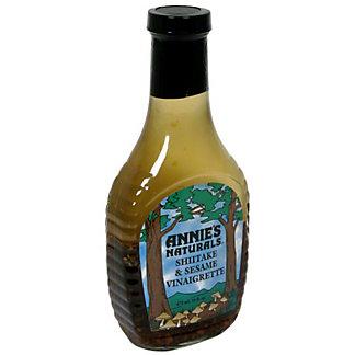 Annies Naturals Shitake & Sesame Vinaigrette,16 oz
