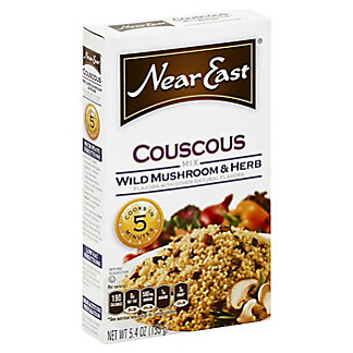 Near East Wild Mushroom and Herb Couscous Mix, 5.40 oz