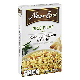 Near East Roasted Chicken And Garlic Rice Pilaf Mix, 6.30 oz
