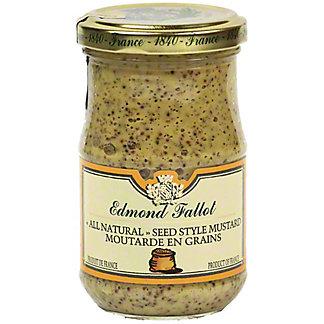 Edmond Fallot Dijon Mustard Seed Style,7.2 OZ