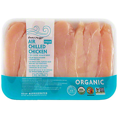 Central Market Organics Air Chilled Chicken Tenders