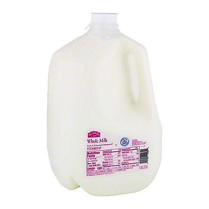 Hill Country Fare Whole Milk, 1 gal