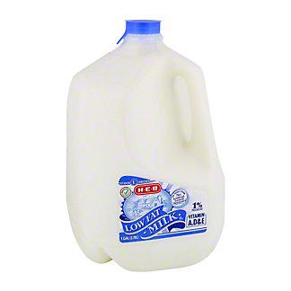 H-E-B Select Ingredients Low Fat 1% Milkfat Milk, 1 gal