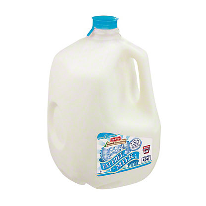 H-E-B Select Ingredients Fat Free Milk, 1 gal