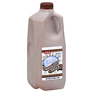 H-E-B H-E-B Chocolate Milk,1/2 GAL