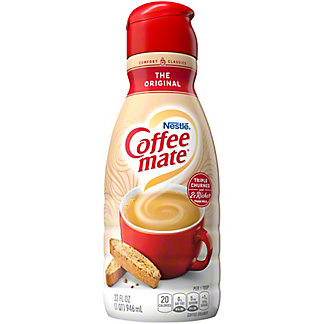 Nestle Coffee-Mate Original Coffee Creamer,32 oz