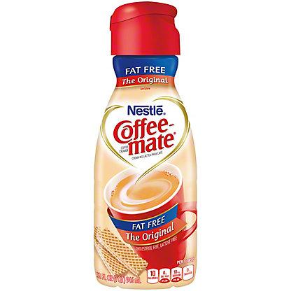 Nestle Coffee-Mate Original Fat Free Coffee Creamer,32.00 oz