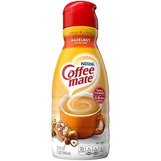 Nestle Coffee-Mate Hazelnut Coffee Creamer,32.00 oz