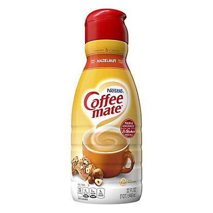 Nestle Coffee-Mate Hazelnut Coffee Creamer,32.00 oz
