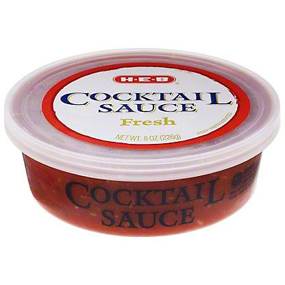 H-E-B Fresh Cocktail Sauce,8 OZ