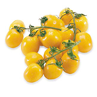 Fresh Yellow Cluster Tomatoes,sold by the pound