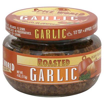 Spice World Roasted Garlic,4 OZ
