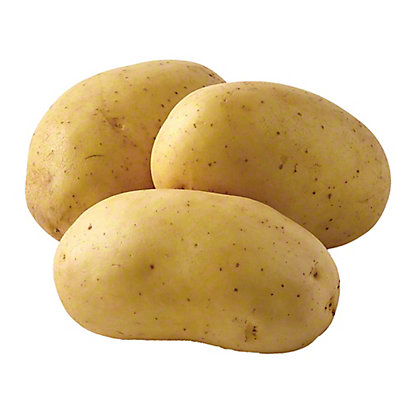 Fresh White Potatoes