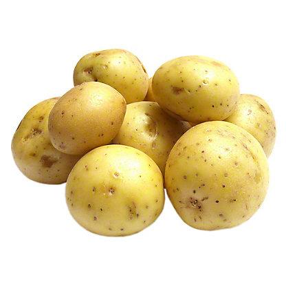 Fresh Gold Potatoes,LB
