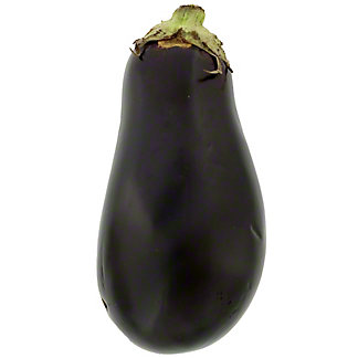 Fresh Purple Eggplant