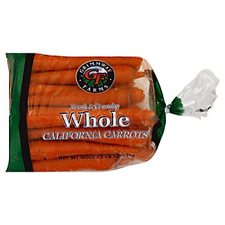 Fresh Bagged Carrots,5 LB