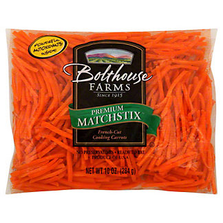 Fresh Premium Matchstix French-Cut Cooking Carrots,10 OZ