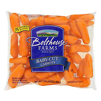 Fresh Baby Cut Carrots, 16 OZ