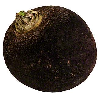 Fresh Black Radish,LB