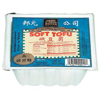 Banyan Soft Tofu,16 OZ