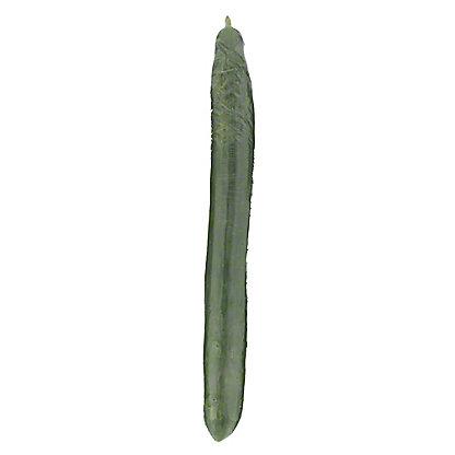 Fresh Organic Hothouse Cucumber, EACH
