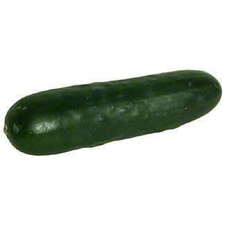 Fresh Organic Cucumbers, EACH