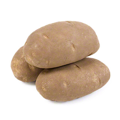 Fresh Organic Russet Potatoes
