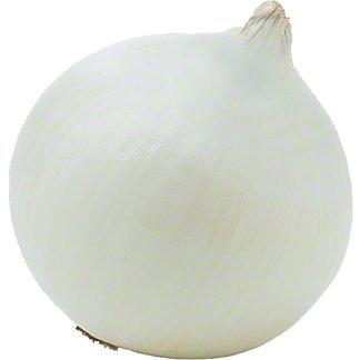 Fresh Organic White Onions