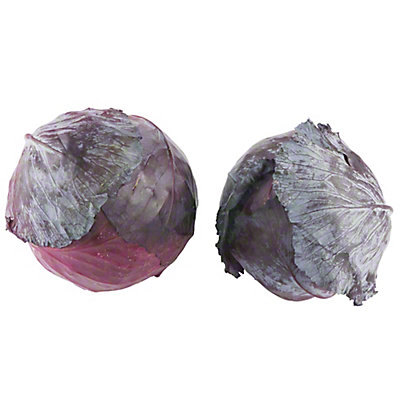 Fresh Organic Red Cabbage,sold by the pound