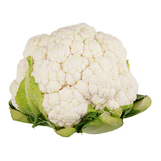 Fresh Organic Cauliflower, EACH