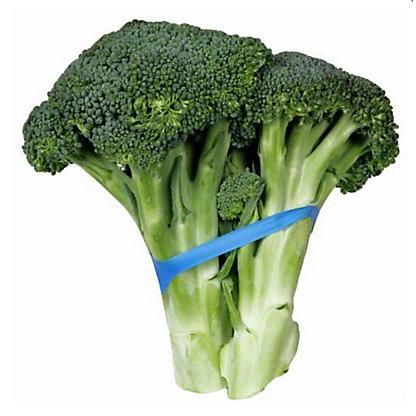 Fresh Organic Broccoli, EACH