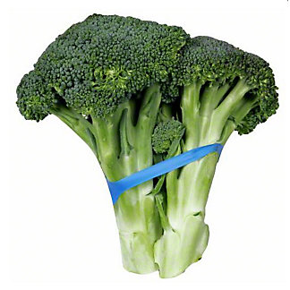 Fresh Organic Broccoli, EACH