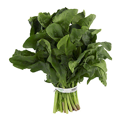Fresh Organic Spinach Bunch, EACH