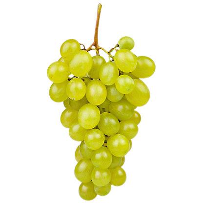 Fresh Organic White Seedless Grapes