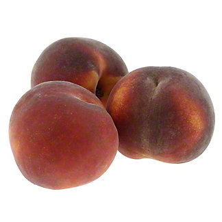 Fresh Organic Yellow Peaches