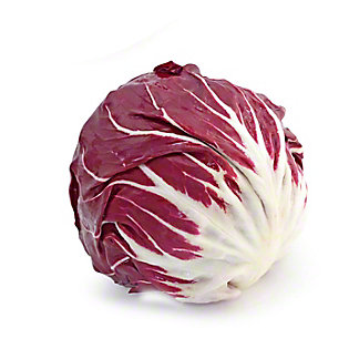 Fresh Organic Radicchio,sold by the pound