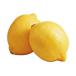 Fresh Organic Lemon, EACH
