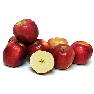 Fresh Pacific Beauty Apples,sold by the pound
