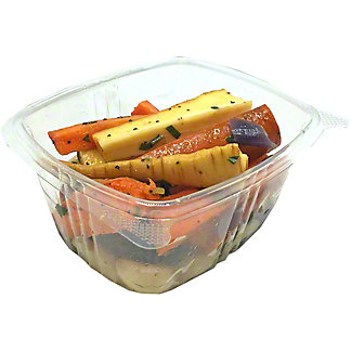 Central Market Roasted Carrots and Parsnips, by lb