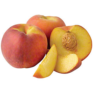 Fresh Large Yellow Peaches