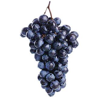 Fresh Black Seeded Grapes